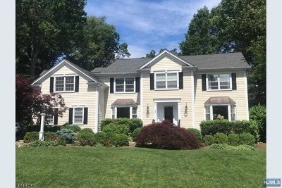 Morris County Single Family Home For Sale: 59 Union Hill Road