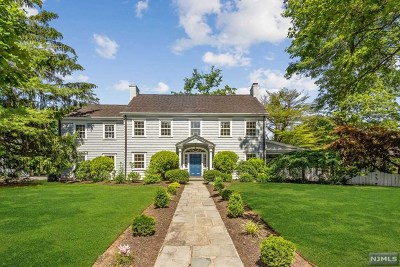 Essex County Single Family Home For Sale: 212 Midland Avenue