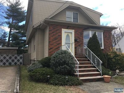 East Rutherford Single Family Home For Sale: 44 Rose Street