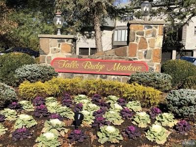 Totowa Condo/Townhouse For Sale: 111 Falls Bridge Drive #111