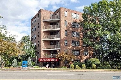 Fort Lee Condo/Townhouse For Sale: 1450 Palisade Avenue #2g