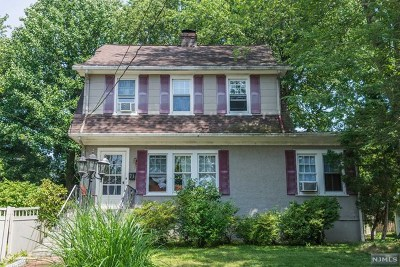 Closter Single Family Home For Sale: 71 Union Street
