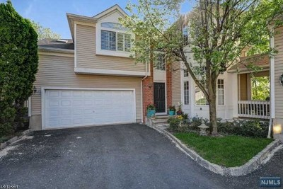 Morris County Condo/Townhouse For Sale: 30 Schindler Court