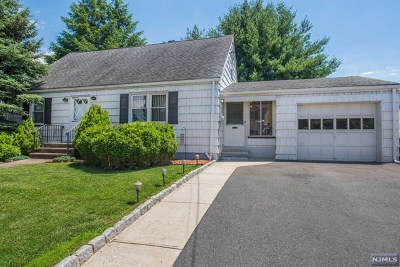 East Rutherford Single Family Home For Sale: 46 Grant Street