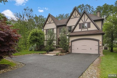 Morris County Single Family Home For Sale: 122 Jacksonville Road