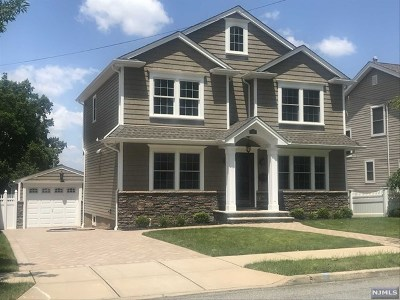 Bergen County Single Family Home For Sale: 193 14th Street