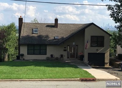 Hasbrouck Heights Single Family Home For Sale: 168 Berkshire Road