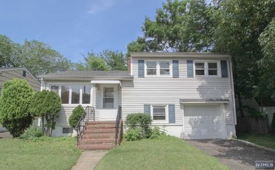 Rutherford Single Family Home For Sale: 368 Riverside Avenue
