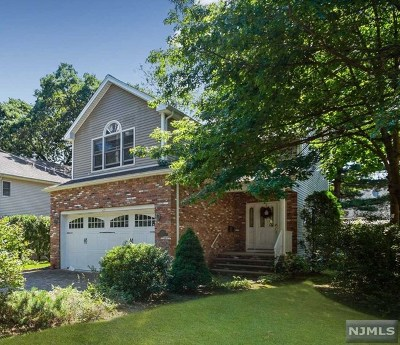 Cresskill Single Family Home For Sale: 71 5th Street