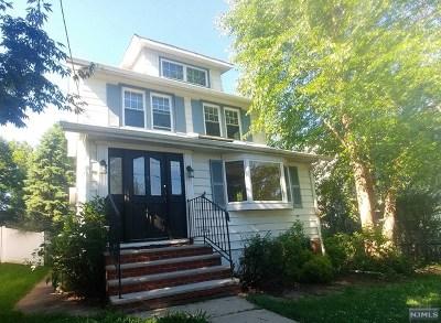 Teaneck Single Family Home For Sale: 530 Terhune Street