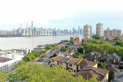 Hudson County Condo/Townhouse For Sale: 7611 Boulevard East