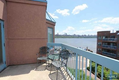 Edgewater Condo/Townhouse For Sale: Ph5 Jefferson Court