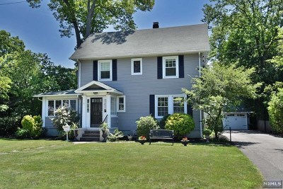 Ridgewood Single Family Home For Sale: 612 Shelton Road