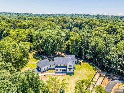 Oakland Single Family Home For Sale: 818 Ramapo Valley Road