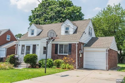 Fair Lawn Single Family Home For Sale: 12-24 Lexington Street