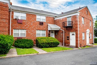 Teaneck Condo/Townhouse For Sale: 1250 Teaneck Road #1