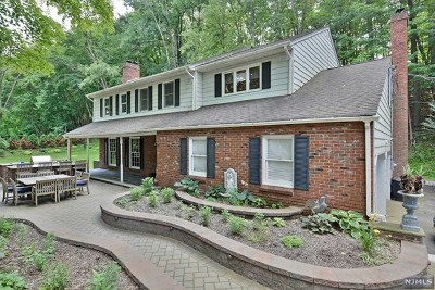 Saddle River Single Family Home For Sale: 219 West Saddle River Road