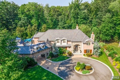 Saddle River Single Family Home For Sale: 5 Deertrail Road