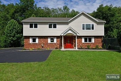 Mahwah Single Family Home For Sale: 130 Airmont Avenue