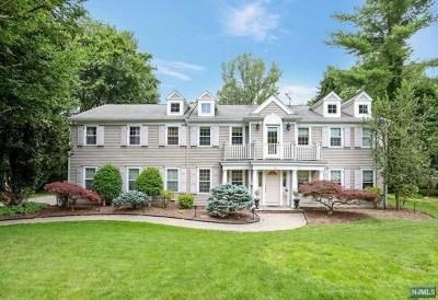 Demarest Single Family Home For Sale: 9 Village Court