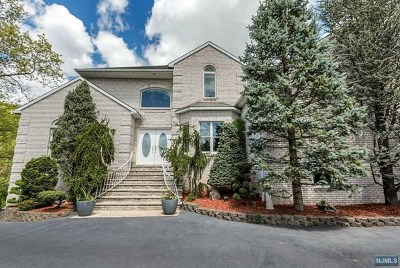 Morris County Single Family Home For Sale: 23 Wood Chase Lane