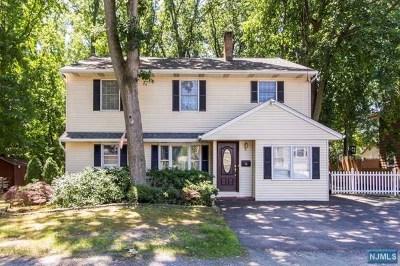 Tenafly Single Family Home For Sale: 74 Davis Drive