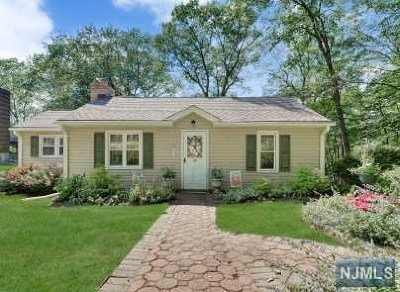 Ringwood Single Family Home For Sale: 28 Overlook Terrace