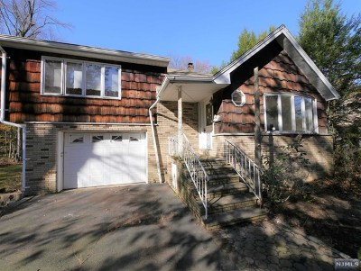Closter Single Family Home For Sale: 379 Durie Avenue