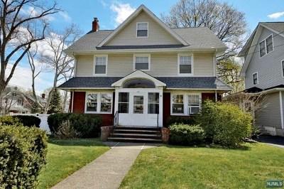 Passaic County Single Family Home For Sale: 501 Passaic Avenue