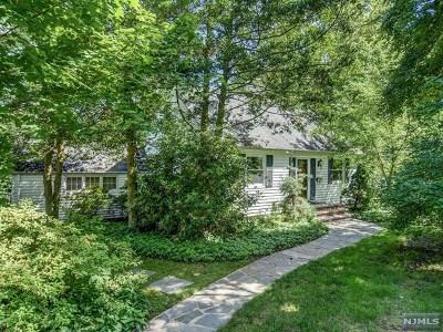 Glen Rock Single Family Home For Sale: 431 Lincoln Avenue
