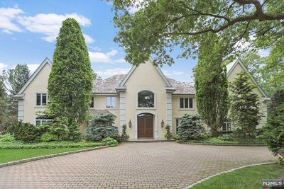 Cresskill Single Family Home For Sale: 16 South Pond Road
