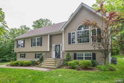 West Milford Single Family Home For Sale: 537 Warwick Turnpike