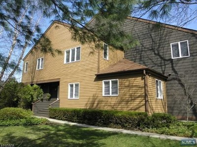 Madison Borough Condo/Townhouse For Sale: 29 Bedford Court