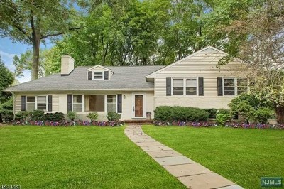 Morris County Single Family Home For Sale: 54 Winding Way