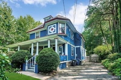 Englewood Single Family Home For Sale: 95 East Hamilton Avenue