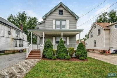 Little Falls Single Family Home For Sale: 93 Montclair Avenue