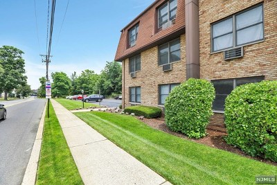Saddle Brook Condo/Townhouse For Sale: 25 Market Street #2a