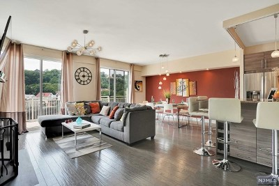 Edgewater Condo/Townhouse For Sale: 1055 River Road #Ph03