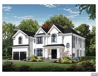 Glen Rock Single Family Home For Sale: 36 Fieldmere Avenue