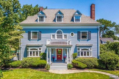 Essex County Single Family Home For Sale: 77 Porter Place