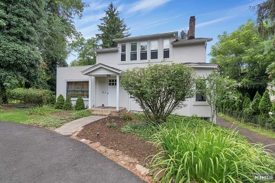 Closter Multi Family 2-4 For Sale: 348 Schraalenburgh Road