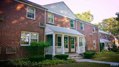Rutherford Condo/Townhouse For Sale: 98 Clark Court