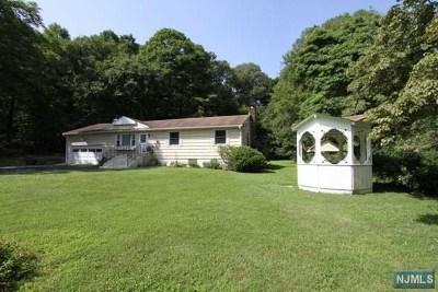 Ringwood Single Family Home For Sale: 313 Skyline Drive