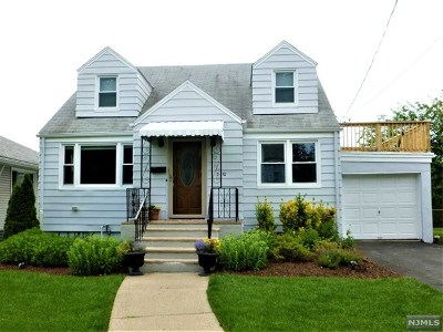 Fair Lawn Single Family Home For Sale: 3-10 Lyncrest Avenue