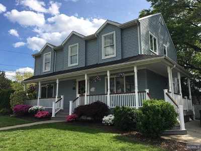 Passaic County Single Family Home For Sale: 25 Conklin Drive