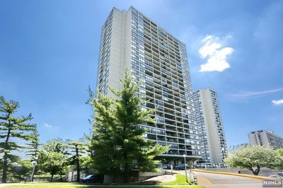 Fort Lee Condo/Townhouse For Sale: 6 Horizon Road #2401