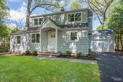 Ridgewood Single Family Home For Sale: 535 North Monroe Street