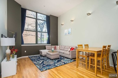 Hudson County Condo/Townhouse For Sale: 518-536 Gregory Avenue #C213