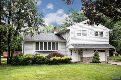 Paramus Single Family Home For Sale: 155 West Midland Avenue