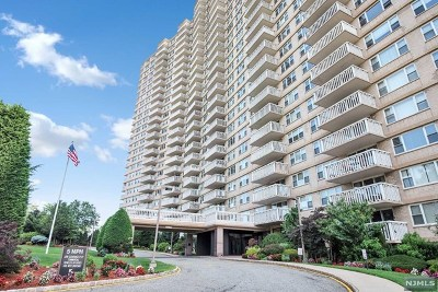 Fort Lee Condo/Townhouse For Sale: 555 North Avenue #25u